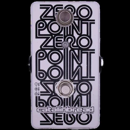 Zero Point, Flanger Pedal, Catalinbread