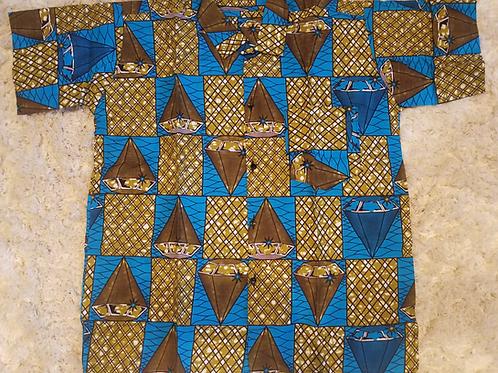 Unisex Collar Shirt 2
