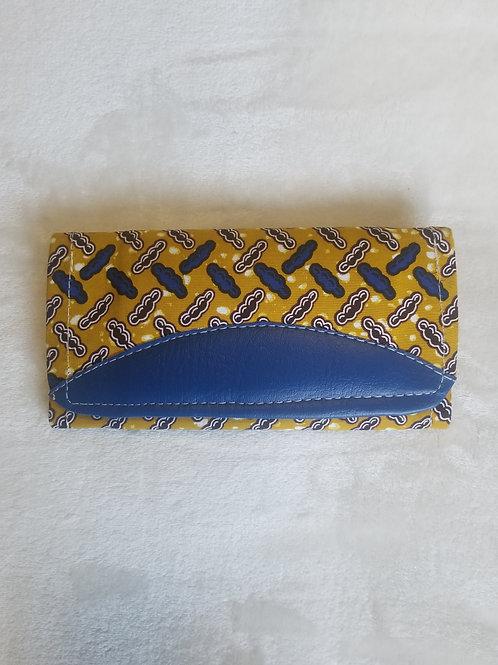 African Print Wallet 1