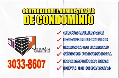 administração de condominio