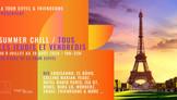 summer chill - tour Eiffel