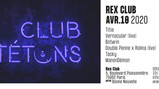club tétons au rex