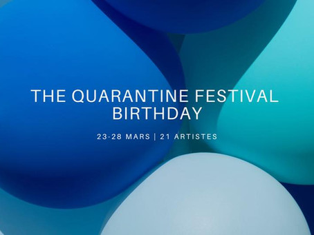 The quarantine festival live streaming