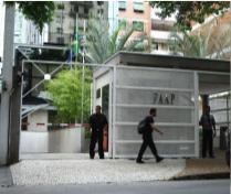 empresa de segurança em brasilia