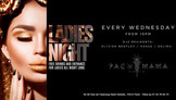 ladies night au pachamama