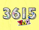 3615 BAR - 3615 CROISIÈRE