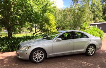 Our wedding car