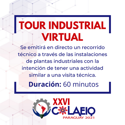 Tour industrial virtual