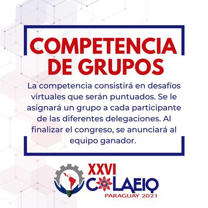 Competencia de grupos