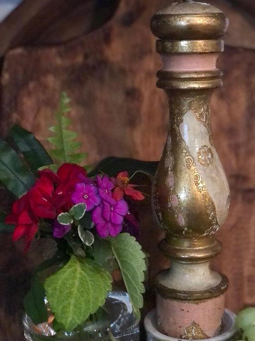 Florentine pepper grinder