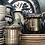 Thumbnail: Silver plate mini urns - 2000