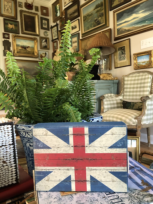 UK flag piece