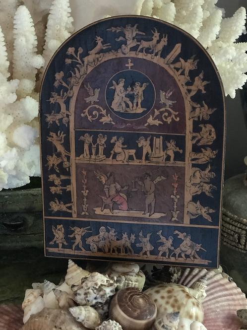 Florentine plaque