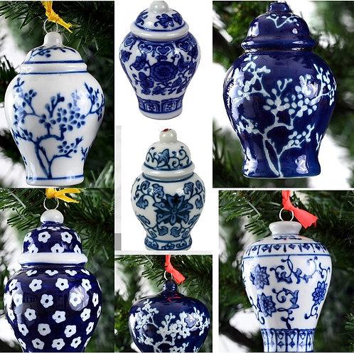 Mini jar ornaments