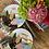 Thumbnail: Handpainted pagoda dishes