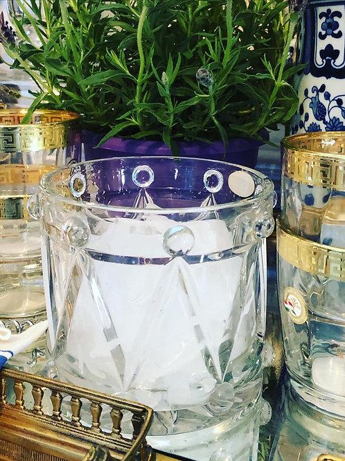 Drum ice bucket