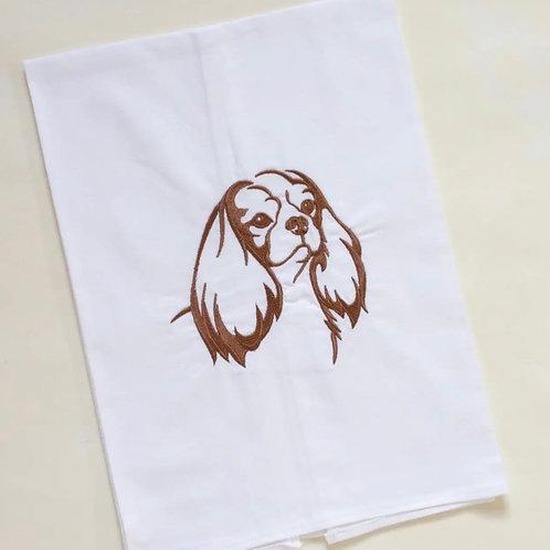 Cavalier hand towel