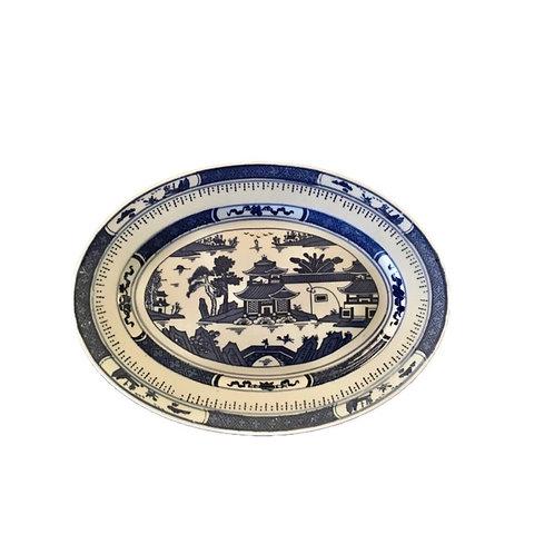 Canton platter