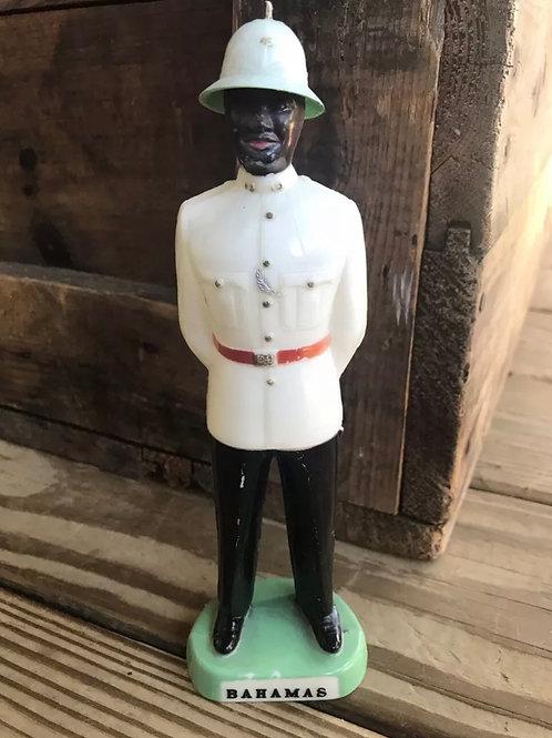 Bahamas police figure