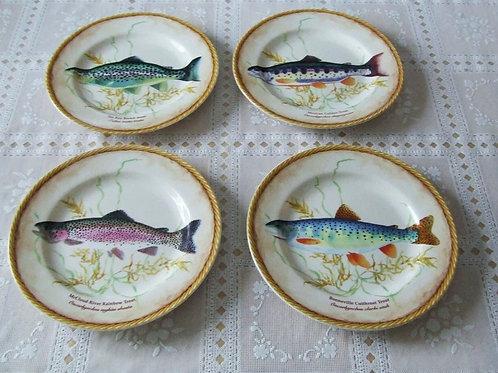 Rainbow river plates