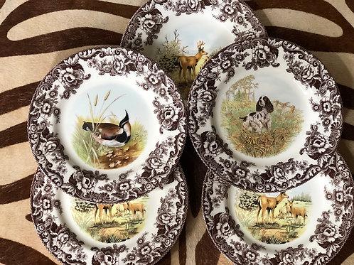Spode dinner plates