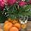 Thumbnail: Orange juice glasses