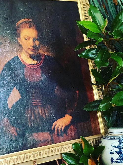 Rembrandt replica
