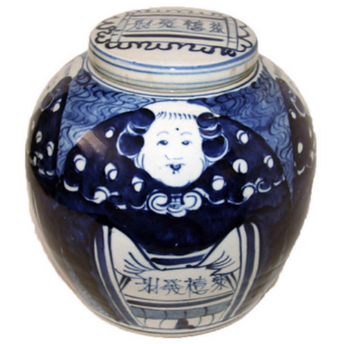 Lady jar