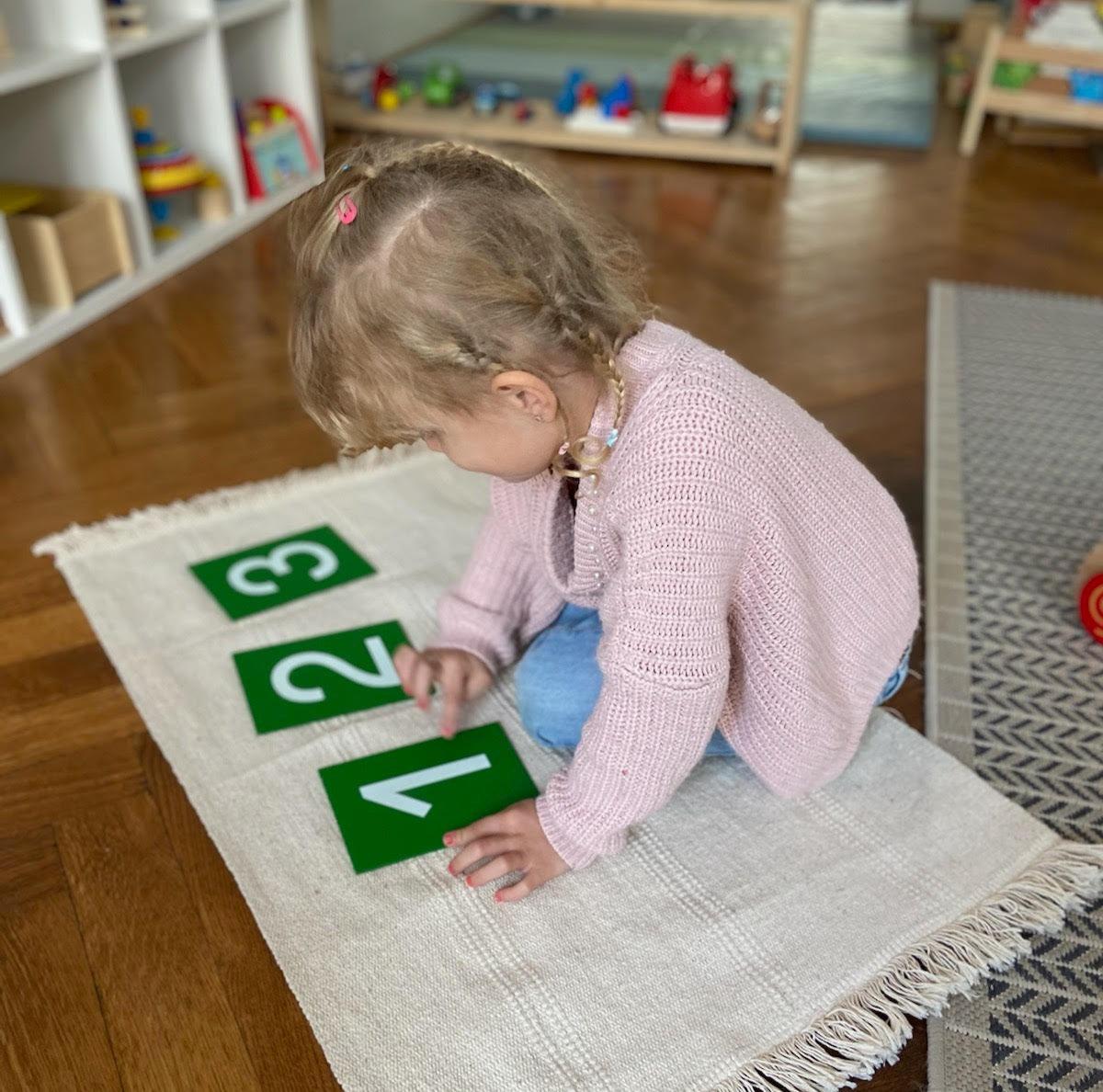 Apprendre à compter à votre enfant