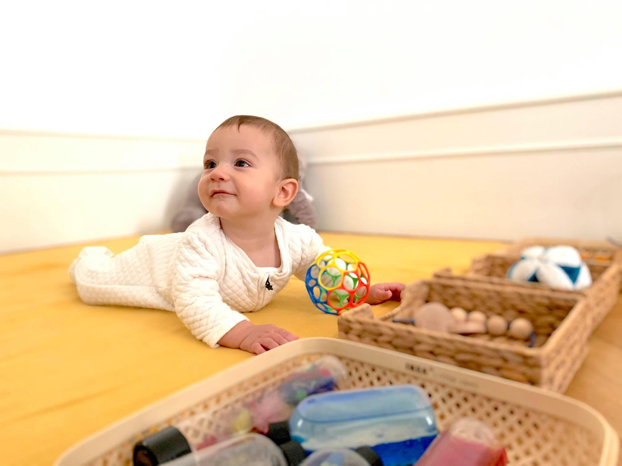 Formation Montessori - 0-12 mois