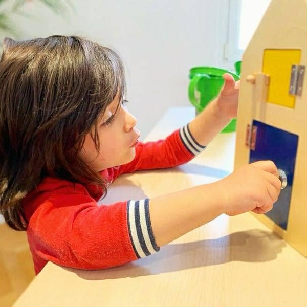 Formation Montessori - 12 - 36 mois
