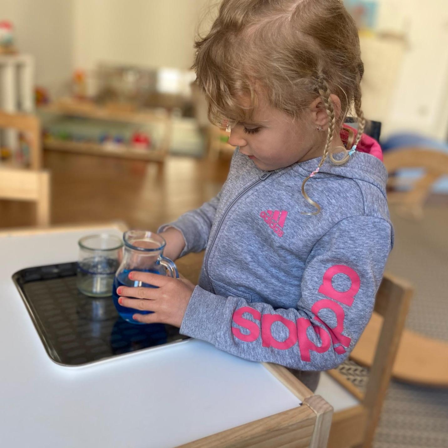 Montessori - 40 activités de 2 à 5 ans