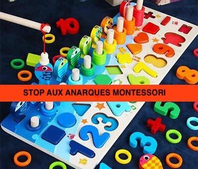 Stop au business Montessori !