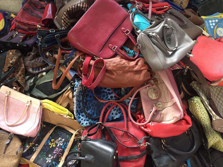 Used-Second-Hand-Backpack-School-Ladies-