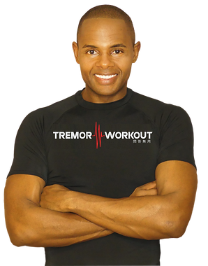 Tremor Workout program creator, Mark Campbell
