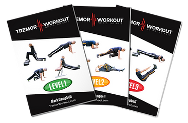 The 3 Levels of Tremor Workout