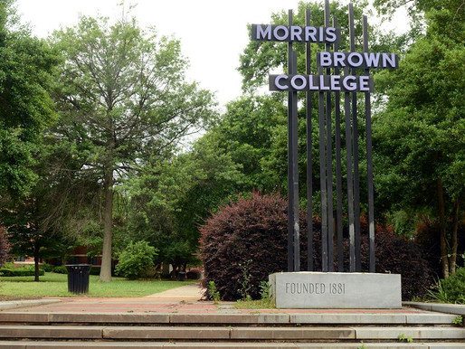 Morris Brown College Accreditation Application Approved
