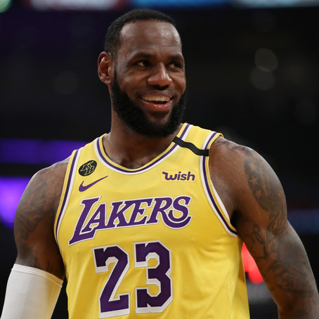 LeBron James to Receive President's Award During 52nd NAACP Image Awards