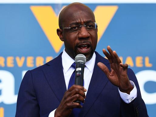 Raphael Warnock Elected as Georgia's First Black U.S. Senator in Epic Runoff