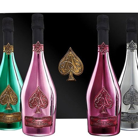 LVMH's Moet Hennessy Buys into Jay-Z's Champagne Brand