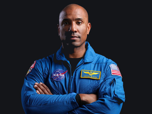 Victor Glover Makes History as First Black Astronaut to Serve a Long-Term Stay at the Space Station