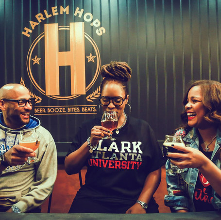 Harlem's First Black-owned Craft Beer Bar Celebrates Two Years