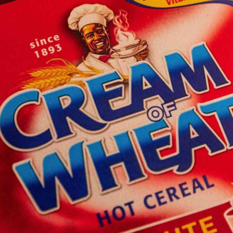 Black Character on Cream of Wheat Box Will Be Removed