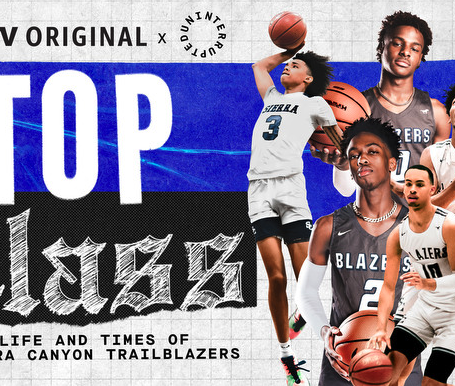 LeBron James Executive Produces High School Basketball Docuseries