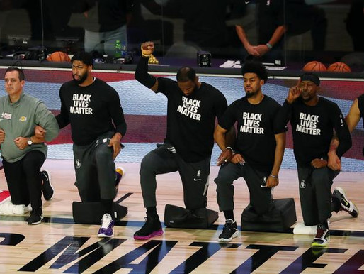 NBA Protests End Due to an Agreement Between Players and Association