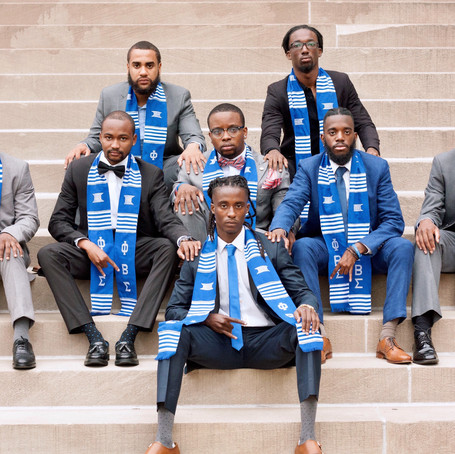 Phi Beta Sigma Fraternity, Inc. Donates $50,000 to the NAACP