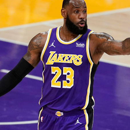 LeBron James is the Highest-Paid NBA Player in 2021