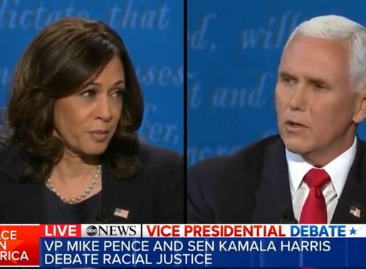 Harris and Pence Discuss Justice for Breonna Taylor and More During The Vice Presidential Debate