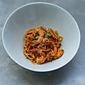 Shrimp & Aligue Pasta