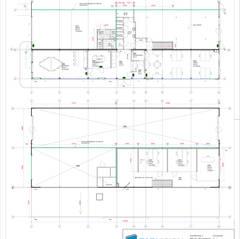 Verbouw bedrijfsruimte tot kantoren te Middenmeer